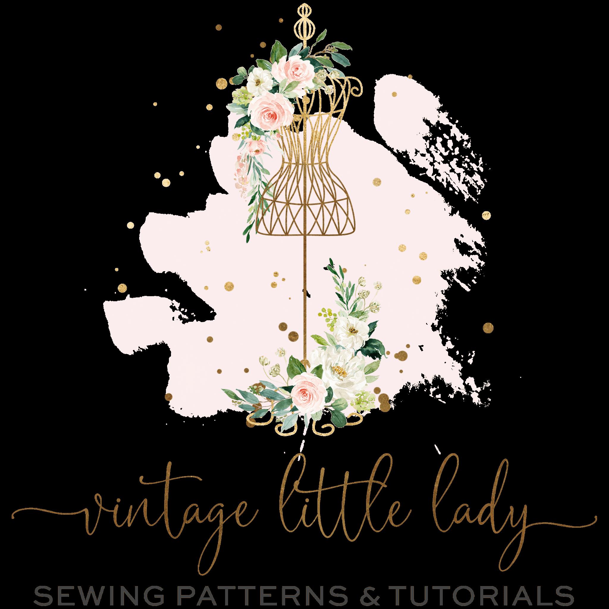 Vintage Little Lady logo