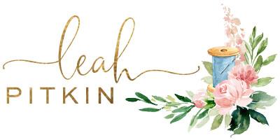 Leah Pitkin blog signature