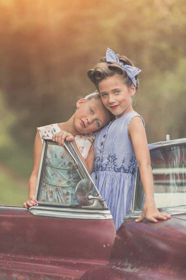 Opal 1950s vintage dresses