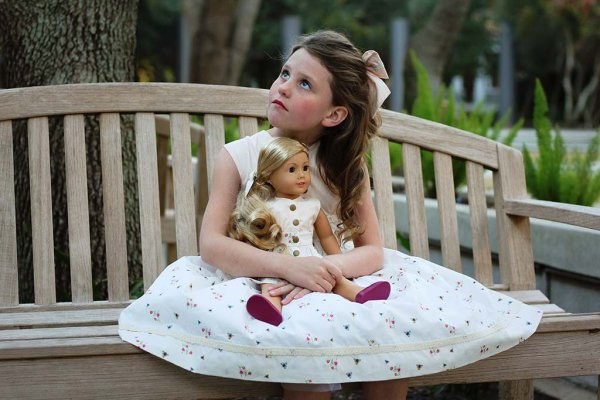 Opal vintage sweetness for girls + dolls