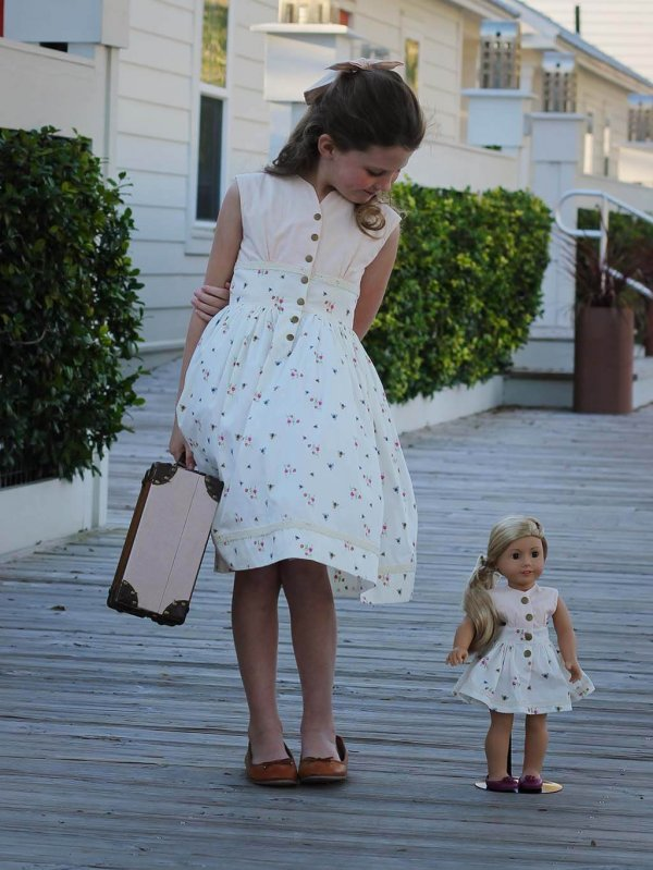 Opal vintage dresses for day trips