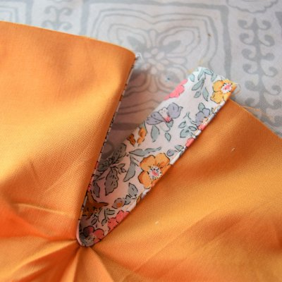 Creating a Placket