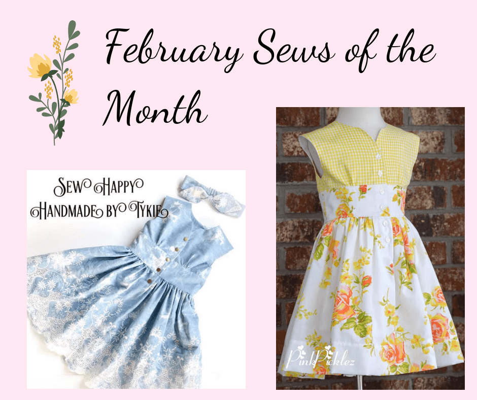 February sewing up feature
