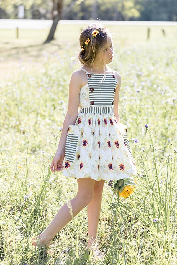 summery Bristol vintage dress