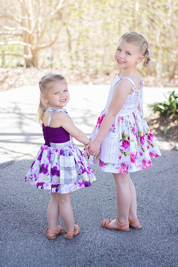 adorable Bristol summer girls dresses