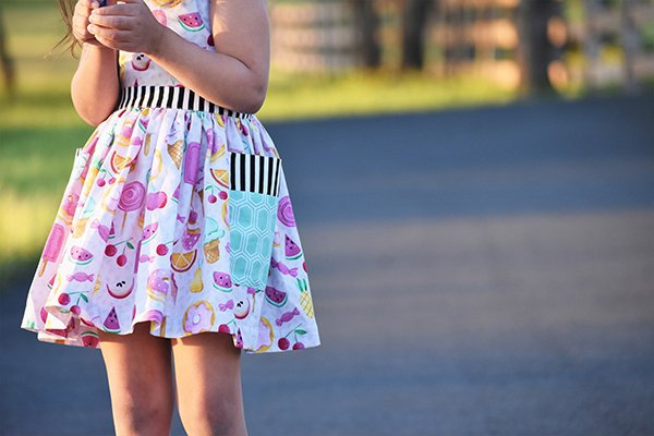 Bristol girls dress skirt