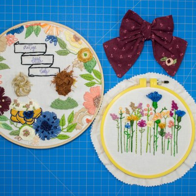 Hand Embroidery Made Easy