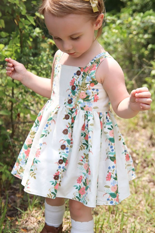 baby Baker sleeveless vintage dress