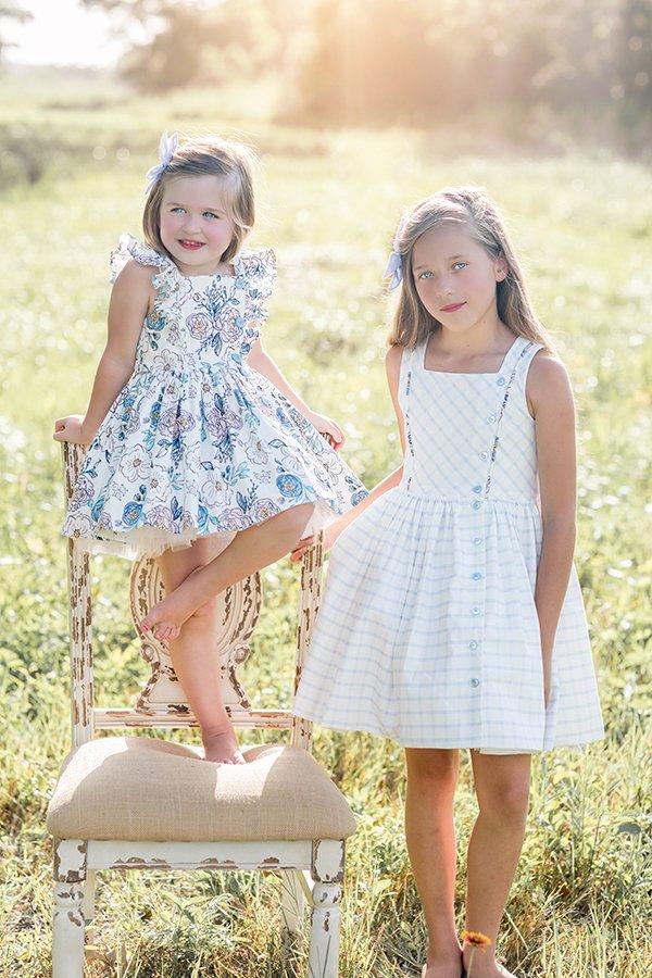Baker sisters dresses