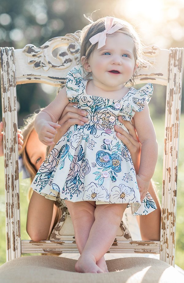 Baker baby dress