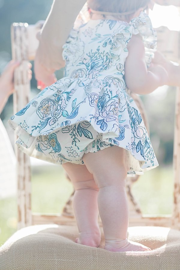 Baker baby dress with bloomers