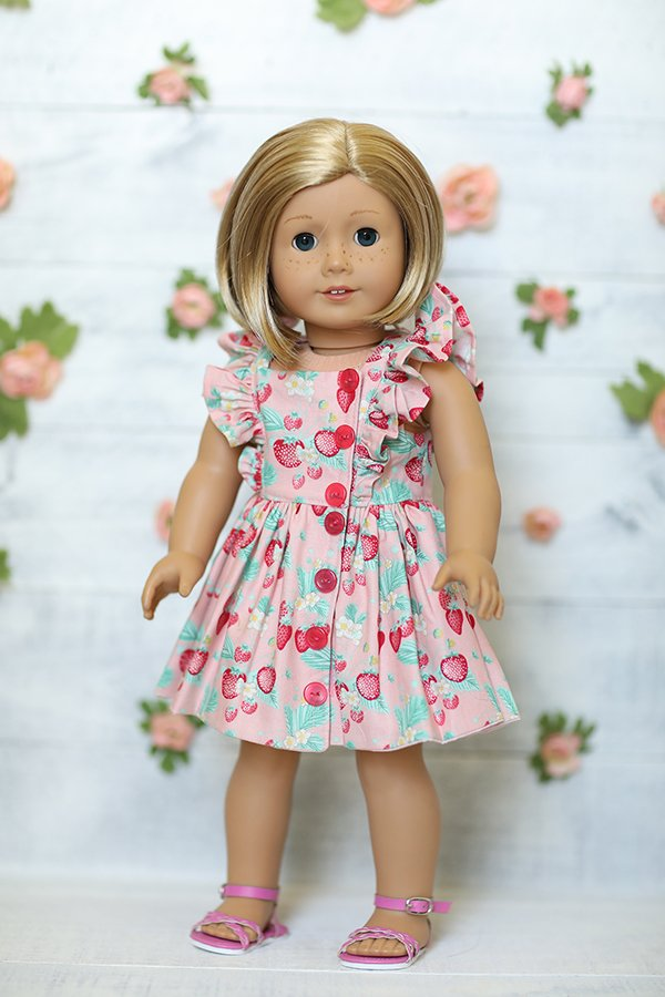 Baker doll dress
