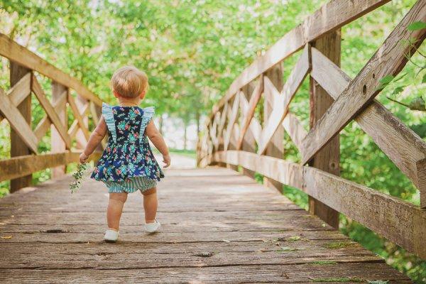 baby Baker short skirt & bloomers