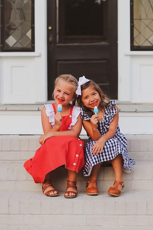 girls Baker dresses
