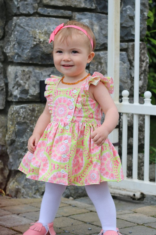 baby Baker play dress