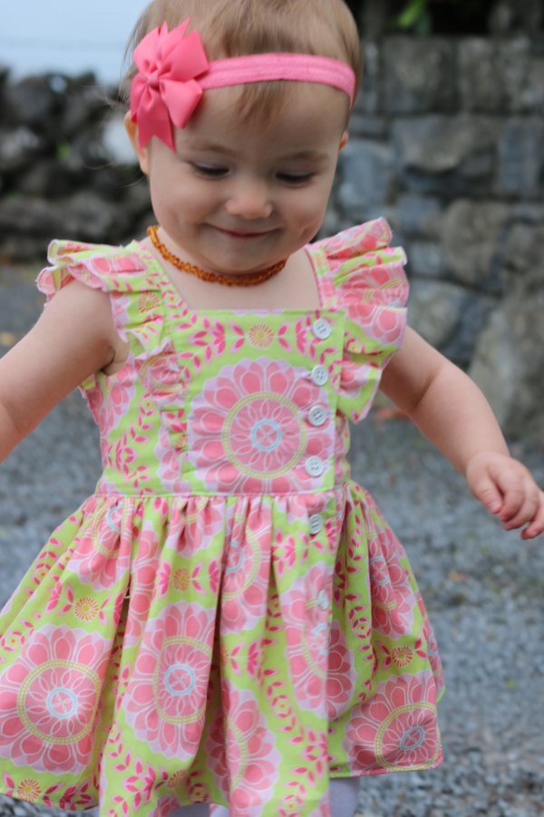 baby Baker summer dress