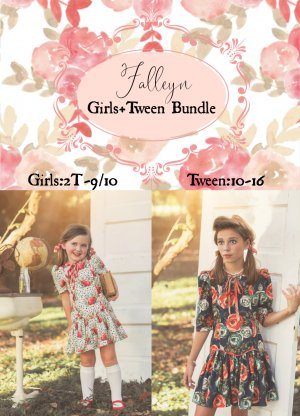 Falleyn girlstween bundle listing