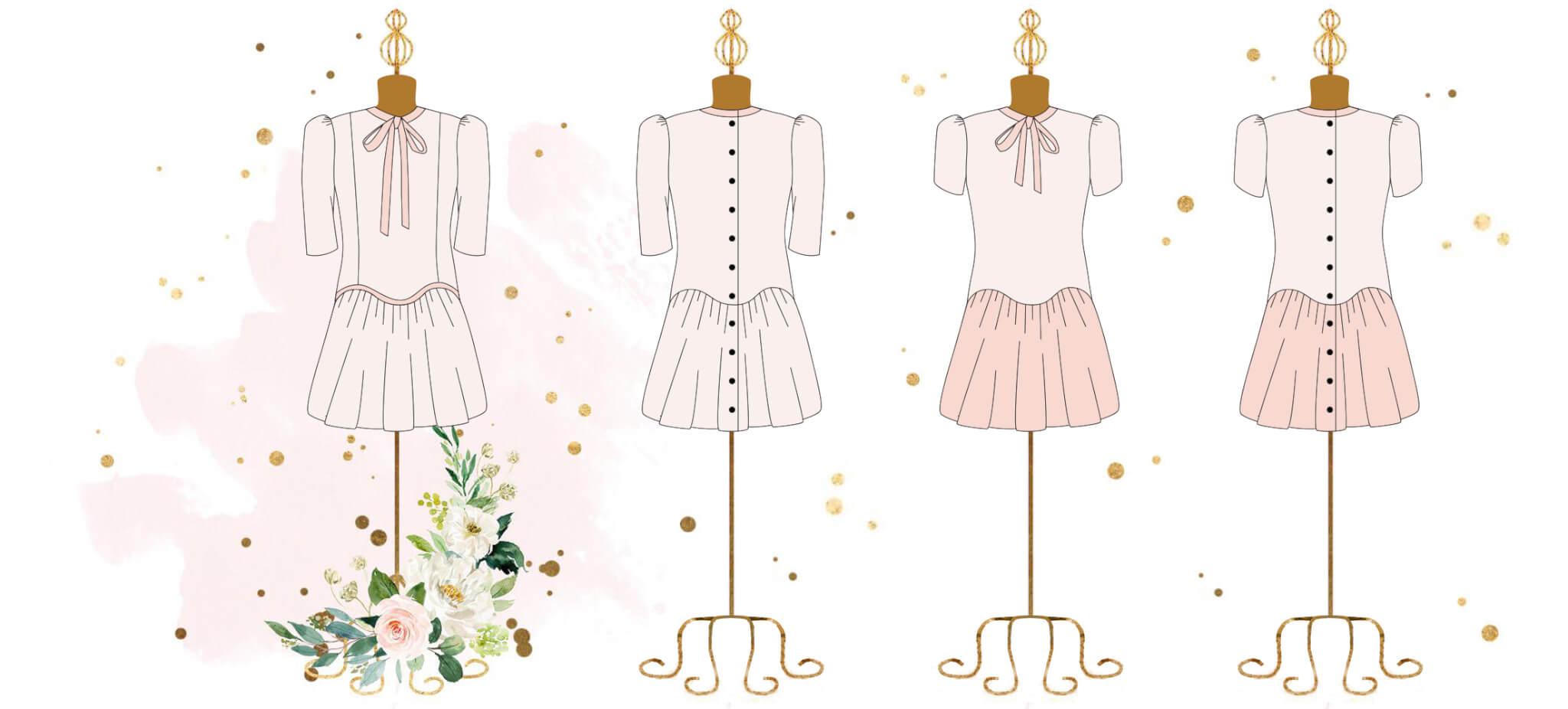 Falleyn dress forms