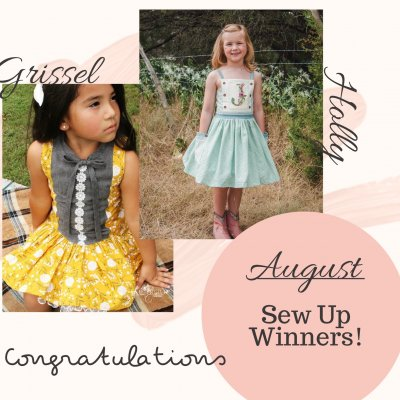 August Sew Ups