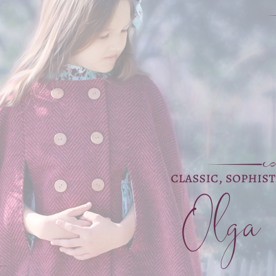 Olga Cape – Classic, Sophisticated and Chic